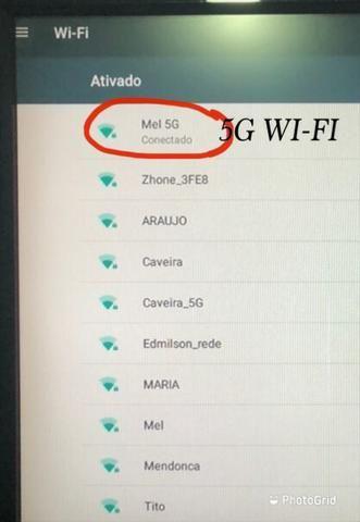 Tv box 5g Wi-Fi Android 9.0 4/32gb memória - Foto 4