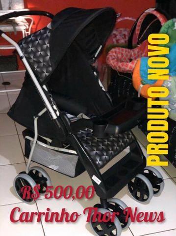 Carrinho Thor News. Tutti Baby