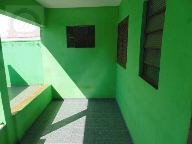 Casa com 1 dormitório para alugar, 50 m² por R$ 430,00/mês - Jardim Santa Izabel - Hortolâ - Foto 6