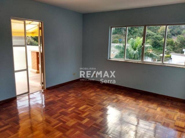 Cobertura com 2 dormitórios para alugar, 60 m² por R$ 1.200,00/mês - Vale do Paraíso
