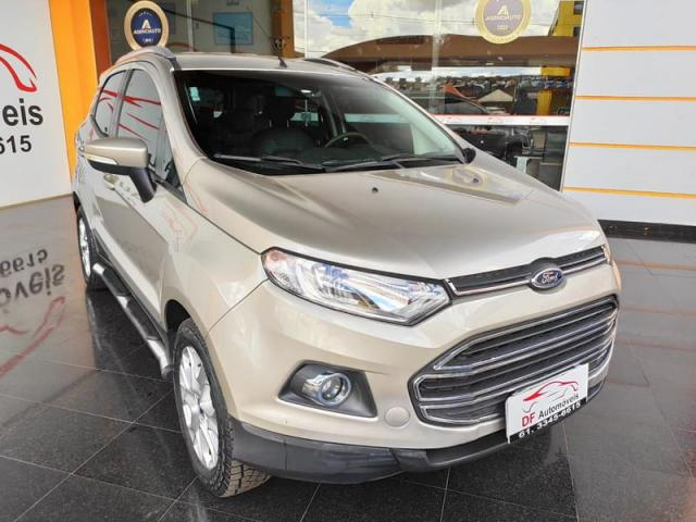 FORD ECOSPORT 2.0 DIRECT FLEX TITANIUM AUT - Foto 3