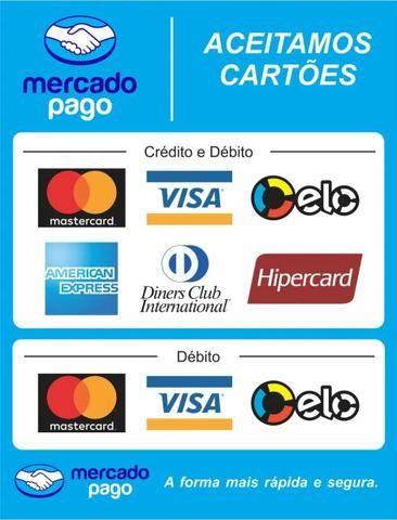 Mercado Pago Point Pro - Maquininha - Sodexo - Foto 2