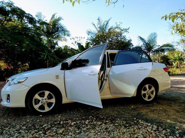Toyota Corolla automático 2014 por apenas - Foto 3