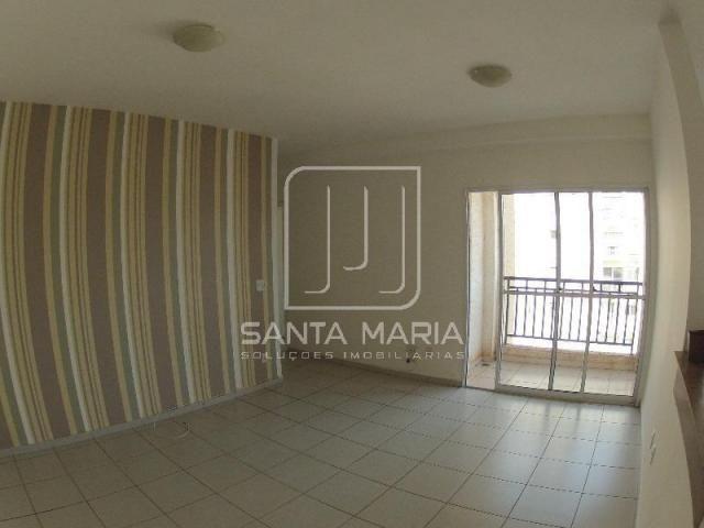 Apartamento à venda com 2 dormitórios em Vl monte alegre, Ribeirao preto cod:27371