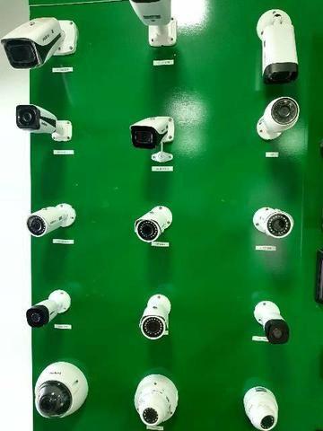 Câmeras de segurança intelbrás hdcvi
