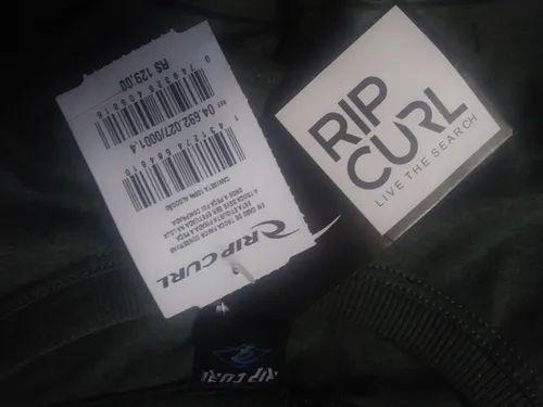 Camiseta Rip Curl Plus Size EG 86cm X 66cm Balada Festa  - Foto 2
