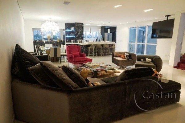 Casa à venda com 4 dormitórios em Tatuapé, São paulo cod:DT110 - Foto 5