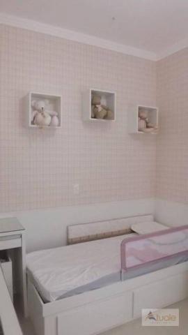 Casa com 3 dormitórios para alugar, 195 m² por R$ 2.605,00/mês - Residencial Real Parque S - Foto 10