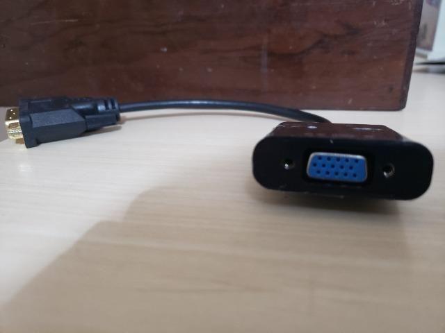 Conversor de Vídeo DVI-D para VGA - Foto 2