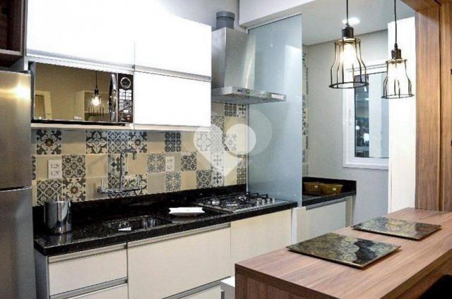Apartamento à venda com 1 dormitórios em Azenha, Porto alegre cod:28-IM415015 - Foto 9