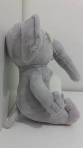 Lindo elefante de pelúcia - Foto 2