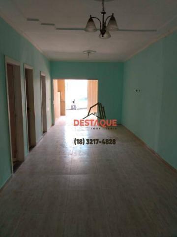 Casa com 2 dormitórios para alugar, 200 m² por R$ 700,00/mês - Parque José Rotta - Preside - Foto 4