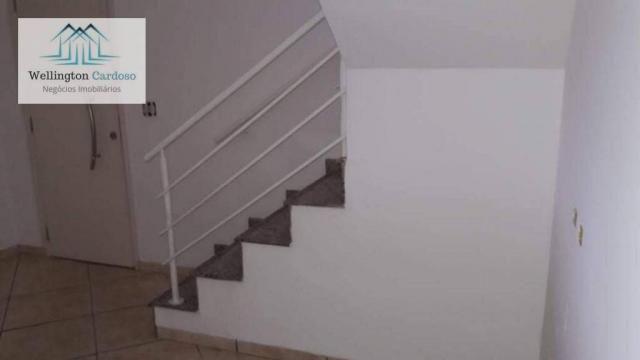 Sobrado com 2 dormitórios à venda, 220 m² por R$ 350.000 - Jardim São Manoel - Guarulhos/S - Foto 4