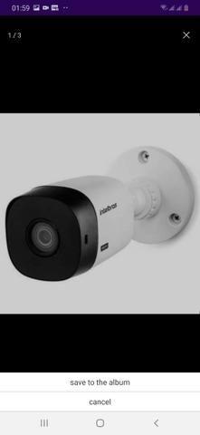 Câmeras de segurança intelbrás hdcvi - Foto 2