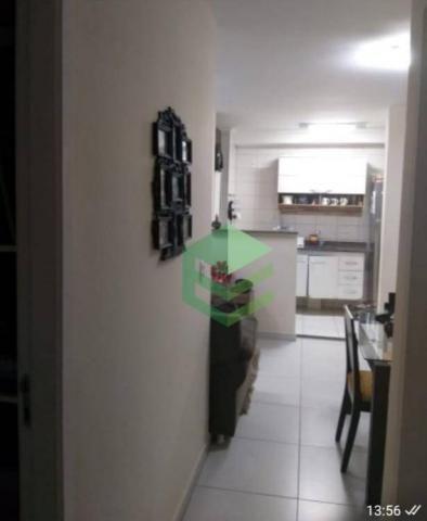 Apartamento com 2 dormitórios à venda, 46 m² por R$ 285.000,00 - Ferrazópolis - São Bernar - Foto 6