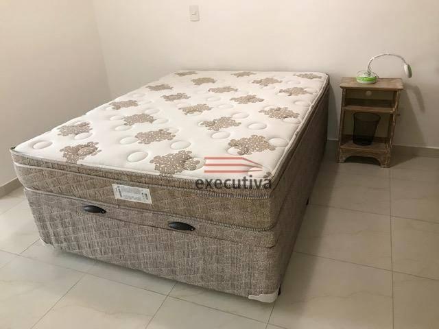Apartamento com 1 dormitório para alugar, 57 m² por R$ 1.850,00/mês - Jardim das Colinas - - Foto 8