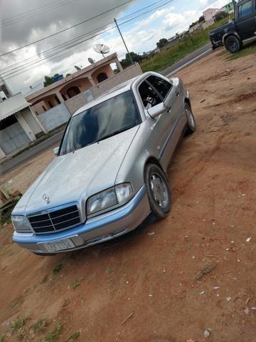 Mercedes C 180 Ano 98 - Foto 6