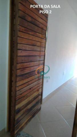 Sobrado com 3 dormitórios à venda, 120 m² por R$ 220.000,00 - Jardim Oliveira II - Guarulh - Foto 13