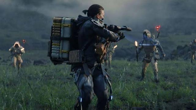 Death stranding PS4 dublado português mídia física - Foto 5