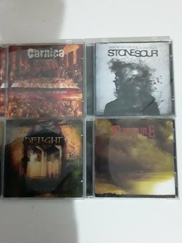Lote : CDS Rock Metal e outros - Foto 4