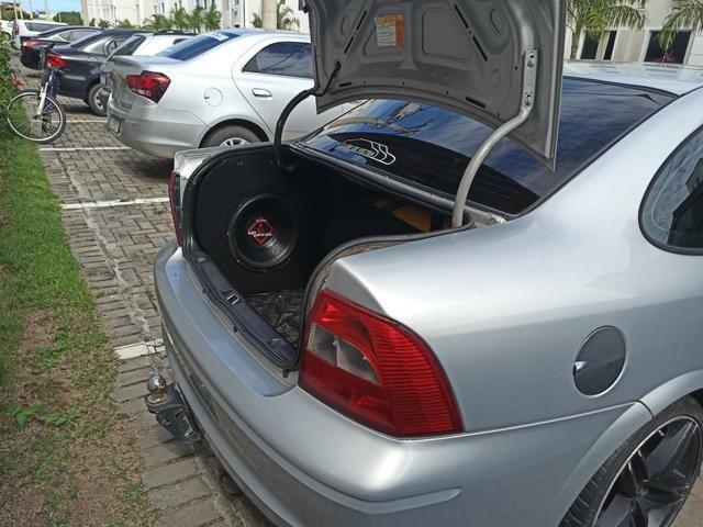 Vectra CD Top de Linha, Manual e Chave reserva! - Foto 3