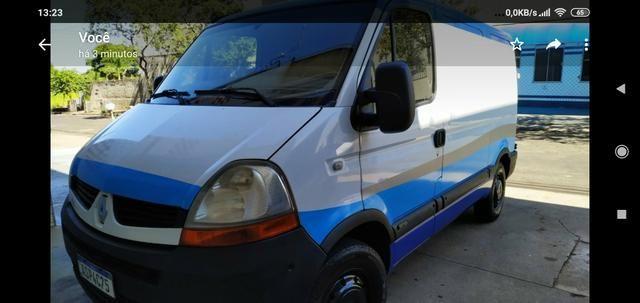 Van Renault Master Furgão curto Diesel 2010 - Foto 6