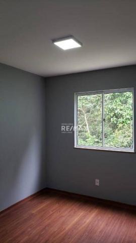 Apartamento com 2 dormitórios à venda, 48 m² por R$ 169.000,00 - Pimenteiras - Teresópolis - Foto 4