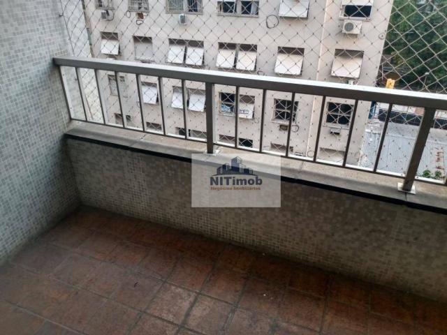 Excelente apartamento na Rua Joaquim Távora na primeira quadra da Praia de Icarai