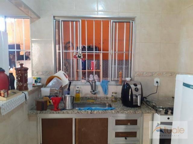 Casa com 2 dormitórios à venda, 50 m² por R$ 240.000 - Parque Nova Veneza/Inocoop (Nova Ve - Foto 10