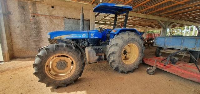 Trator New Holland 7630 - Foto 3