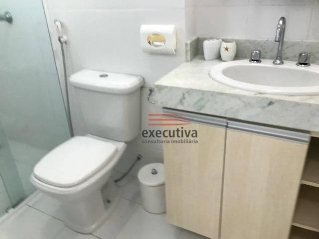 Apartamento com 1 dormitório para alugar, 57 m² por R$ 1.850,00/mês - Jardim das Colinas - - Foto 11