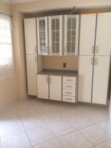 Casa com 2 dormitórios para alugar, 55 m² por R$ 1.000,00/mês - Parque Villa Flores - Suma - Foto 3