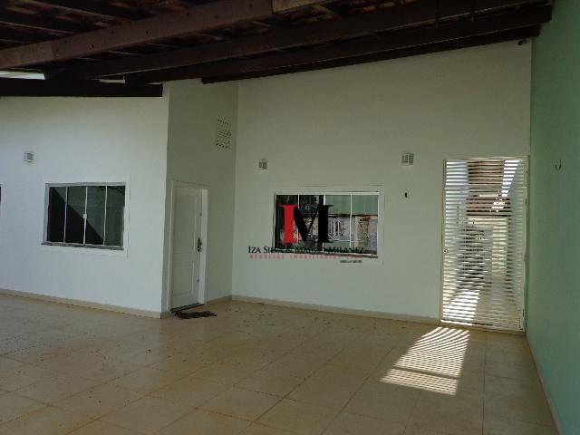 Alugamos casa com 3 quartos, piscina, proximo ao shopping - Disponivel pra visita apos 15/ - Foto 4