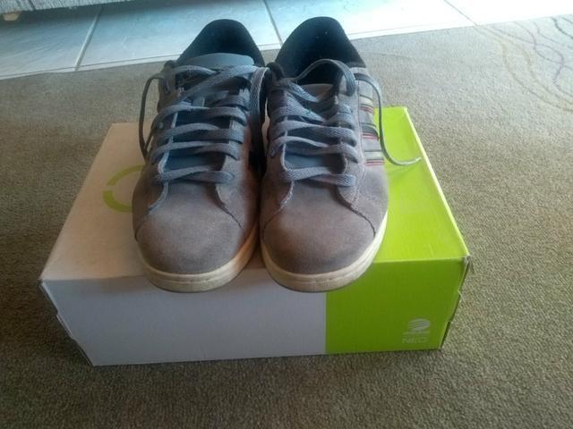 Tênis Adidas, ótimo estado de conservação!!! - Foto 4