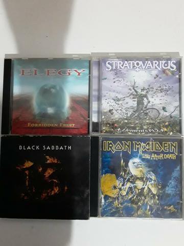 Lote : CDS Rock Metal e outros - Foto 2