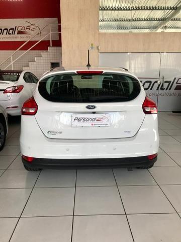 Focus Hatch 2.0 SE Plus 2018 Branco Garantia de Fábrica - Foto 4