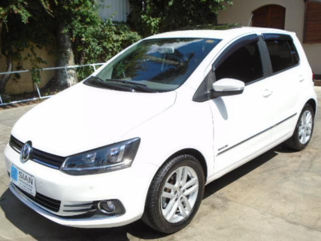 VOLKSWAGEN FOX MSI HIGHLINE 1.6 16V TOTAL FLEX 4P