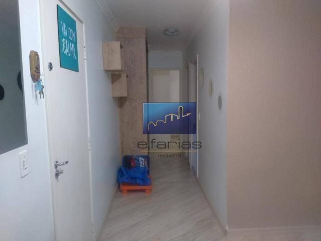 Apartamento residencial à venda, Vila Aricanduva, São Paulo. - Foto 4