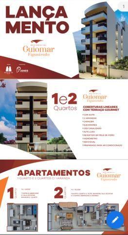 Oportunidade, Apartamento de 1Q 75 mil 2Q 175mil cobertura 250 mil