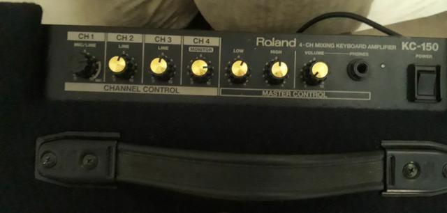 Amplificador Roland 150 - Foto 3
