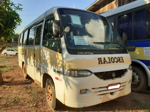 Ônibus Escolar M.benz buscar 51 lug - Foto 13