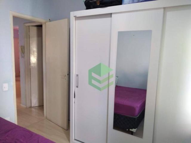 Apartamento com 2 dormitórios à venda, 56 m² por R$ 212.000,00 - Assunção - São Bernardo d - Foto 11