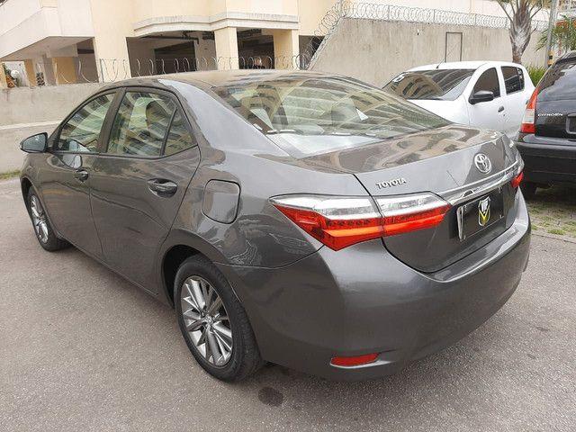 Toyota Corolla GLI 1.8 Flex. C/Entrada+48x952 fixas  - Foto 4