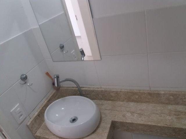 Vargem Pequena, alugo apartamento 3 quartos térreo Condomínio Reserva da Praia - Foto 7