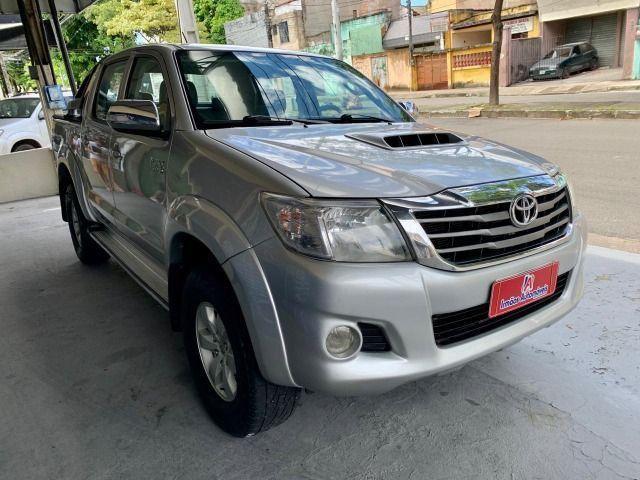 Toyota Hilux SRV 3.0 4x4 Diesel 2013 - Foto 4