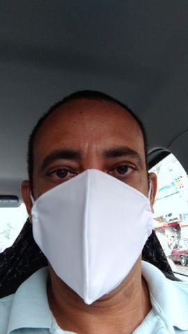 Máscara de proteção pra revenda no preçinho - Foto 2