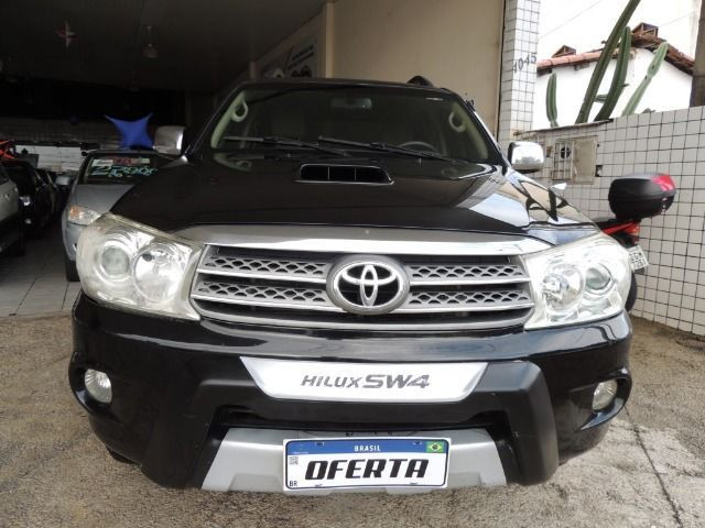 Toyota Hilux SW4 3.0 SRV 7 Lugares Diesel 4x4 2011/2011 - Foto 10