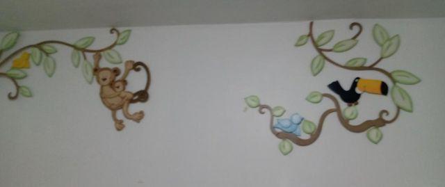 Abajur e decoração para quarto infantil - Foto 5