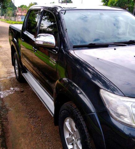 Toyota Hilux SRV 3.0 - Foto 5