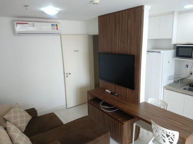 Apartamento de 2 quartos - 100% mobiliado - Jardim Goiás ? Metropolitan - Foto 4